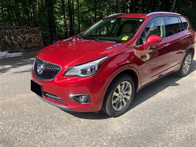 2019 Buick Envision lease in Yarmouth,ME - Swapalease.com