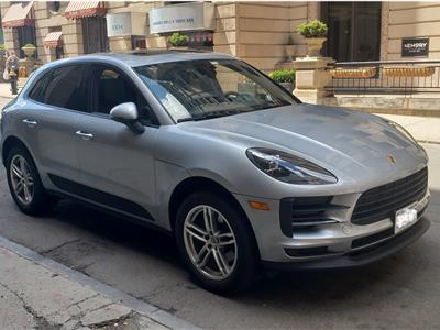 2019 Porsche Macan lease in Boston,MA - Swapalease.com