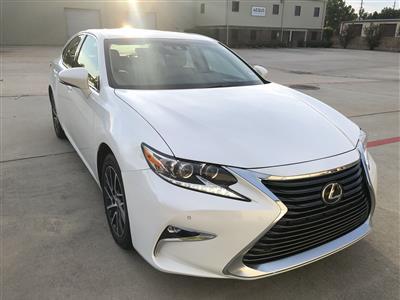 2017 Lexus ES 350 lease in Spring,TX - Swapalease.com