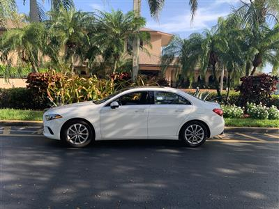 2019 Mercedes-Benz A-Class lease in COCONUT CREEK,FL - Swapalease.com