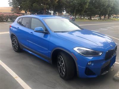 2018 BMW X2 lease in Manteca,CA - Swapalease.com