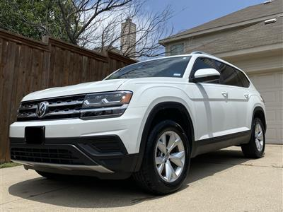 2019 Volkswagen Atlas lease in The Colony,TX - Swapalease.com