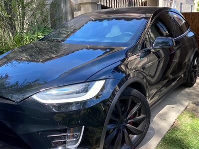 2019 Tesla Model X lease in Beverly Hills,CA - Swapalease.com