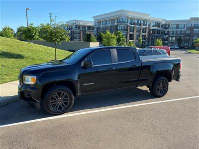 2018 GMC Canyon lease in Mason,OH - Swapalease.com
