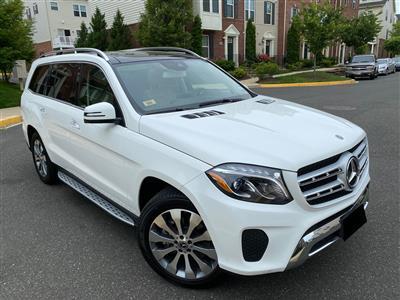 2019 Mercedes-Benz GLS-Class lease in Washington,DC - Swapalease.com