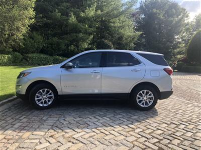 2019 Chevrolet Equinox lease in Howard Beach,NY - Swapalease.com