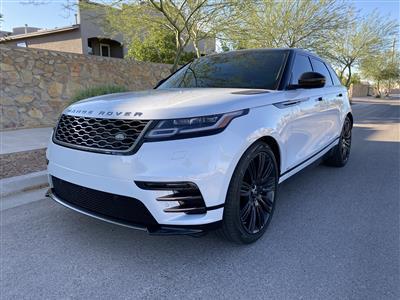 2020 Land Rover Velar lease in El Paso,TX - Swapalease.com