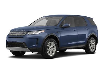 2020 Land Rover Discovery Sport lease in Los Angeles,CA - Swapalease.com