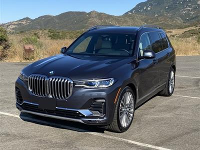 2020 BMW X7 lease in Los Angeles,CA - Swapalease.com