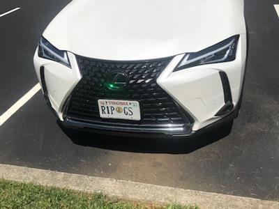 2020 Lexus UX lease in Roanoke,VA - Swapalease.com