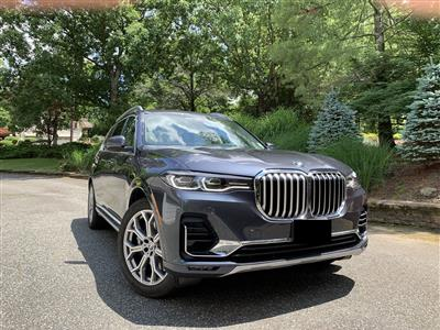 2020 BMW X7 lease in LIVINGSTON,NJ - Swapalease.com