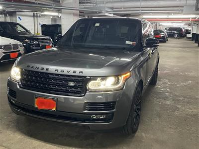 2016 Land Rover Range Rover lease in Mahopac,NY - Swapalease.com