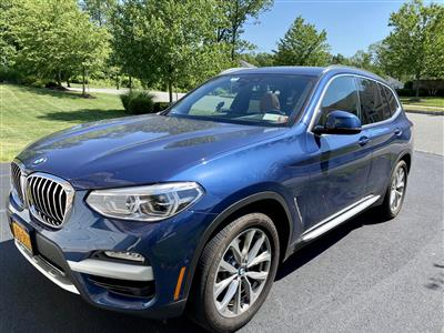 2018 BMW X3 lease in New York,NY - Swapalease.com