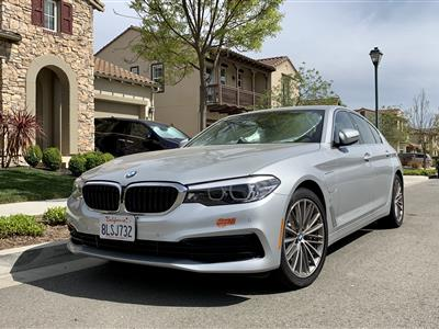 2019 BMW 5 Series lease in Danville,CA - Swapalease.com