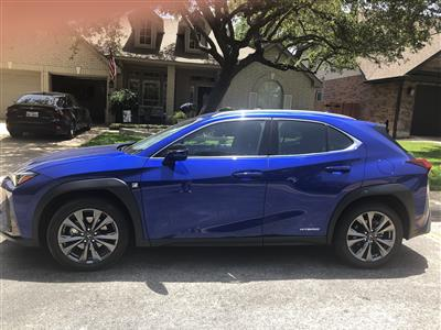 2019 Lexus UX lease in San Antonio,TX - Swapalease.com