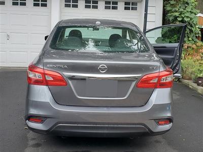 2019 Nissan Sentra lease in Westfield,NJ - Swapalease.com