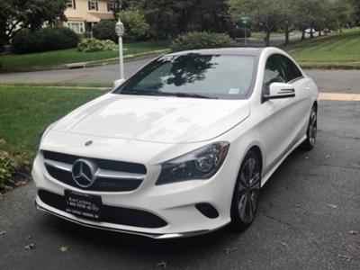 2019 Mercedes-Benz CLA Coupe lease in Savannah,GA - Swapalease.com
