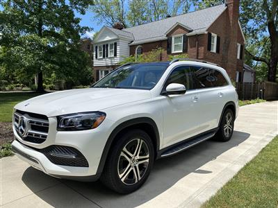 2020 Mercedes-Benz GLS-Class lease in Shaker Heights,OH - Swapalease.com