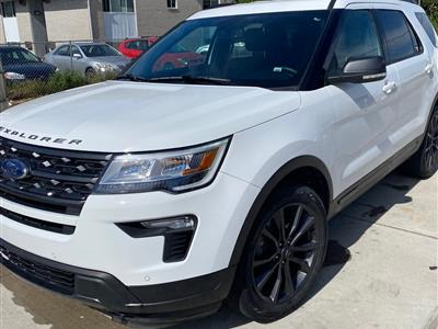 2018 Ford Explorer lease in Garden City,MI - Swapalease.com