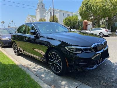2019 BMW 3 Series lease in Santa Monica,CA - Swapalease.com