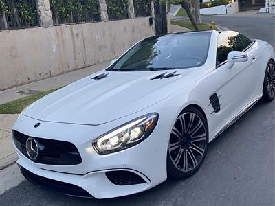 2018 Mercedes-Benz SL Roadster lease in los Angeles,CA - Swapalease.com
