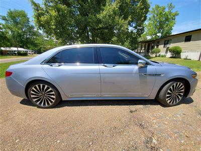 2019 Lincoln Continental lease in Waldo,AR - Swapalease.com