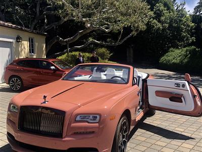 2019 Rolls-Royce Dawn lease in Malibu,CA - Swapalease.com