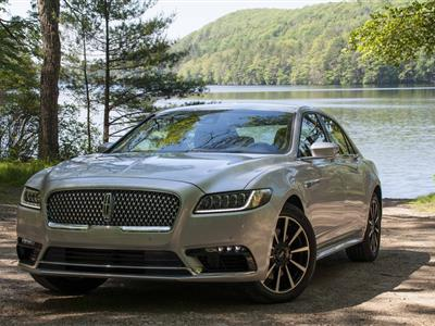 2017 Lincoln Continental lease in Del Ray Beach,FL - Swapalease.com