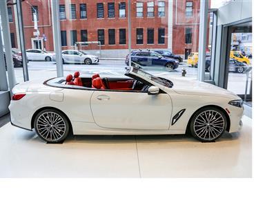 2021 BMW 8 Series lease in Ann Arbor,MI - Swapalease.com