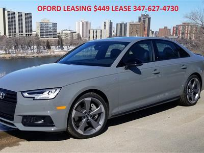 2020 Audi A4 lease in Plano,OH - Swapalease.com