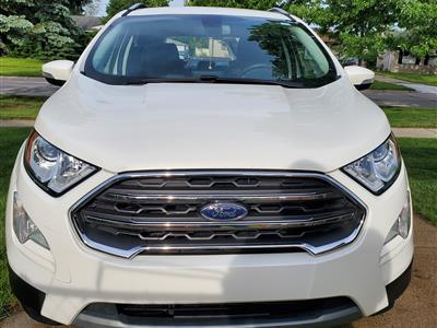 2018 Ford EcoSport lease in Romulus,MI - Swapalease.com