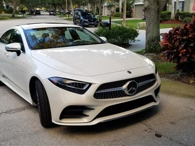 2019 Mercedes-Benz CLS Coupe lease in palm harbor,FL - Swapalease.com