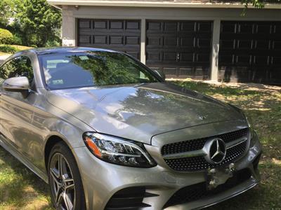 2019 Mercedes-Benz C-Class lease in Northampton,MA - Swapalease.com