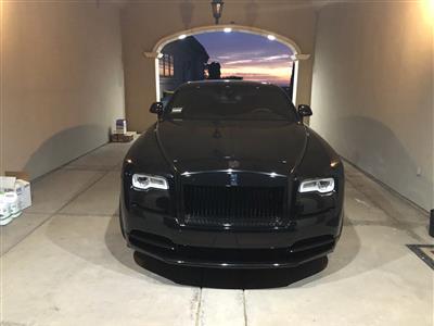 2019 Rolls-Royce Wraith lease in El Dorado Hills,CA - Swapalease.com