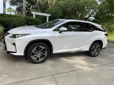 2018 Lexus RX 350L lease in Mount Pleasant,SC - Swapalease.com
