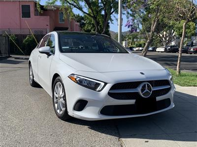 2020 Mercedes-Benz A-Class lease in los angeles,CA - Swapalease.com
