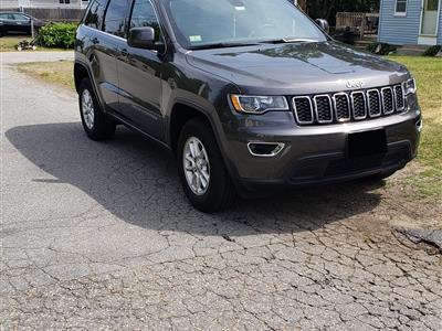 2019 Jeep Grand Cherokee lease in Billerica,MA - Swapalease.com