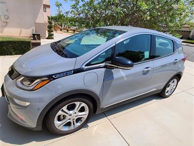 2019 Chevrolet Bolt EV lease in Fontana,CA - Swapalease.com