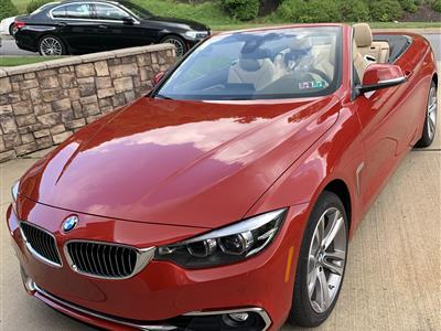 2019 BMW 4 Series lease in Exeter,PA - Swapalease.com