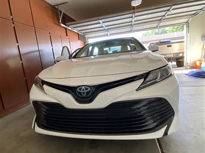 2020 Toyota Camry Hybrid lease in Phoenix,AZ - Swapalease.com