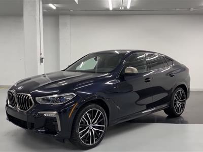 2020 BMW X6 M lease in San Diego,CA - Swapalease.com