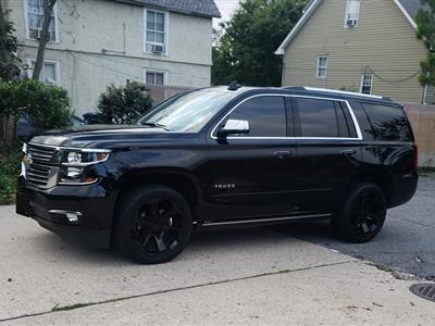 2018 Chevrolet Tahoe lease in Washington,DC - Swapalease.com