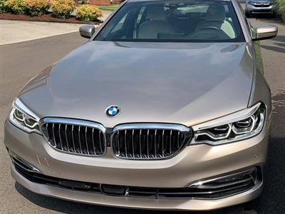 2018 BMW 5 Series lease in Knoxville,TN - Swapalease.com