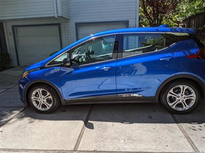 2020 Chevrolet Bolt EV lease in Mountain View,CA - Swapalease.com