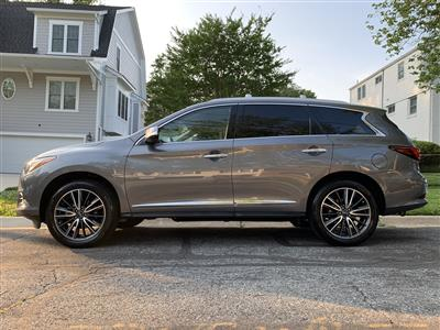 2019 Infiniti QX60 lease in Bethesda,MD - Swapalease.com