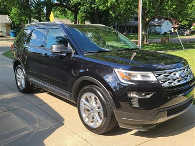 2019 Ford Explorer lease in Holly,MI - Swapalease.com