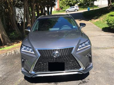 2019 Lexus RX 350 F Sport lease in Springfield,VA - Swapalease.com