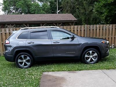 2019 Jeep Cherokee lease in Youngstown,NY - Swapalease.com