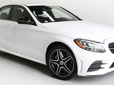 2019 Mercedes-Benz C-Class lease in BLOOMFIELD,CO - Swapalease.com