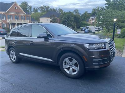 2019 Audi Q7 lease in Springfield,VA - Swapalease.com